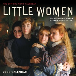 Little Women 2020 Wall Calendar The Official Movie Tie-In