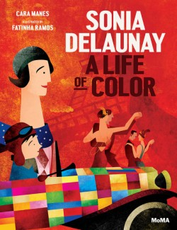 Sonia Delaunay A Life of Color