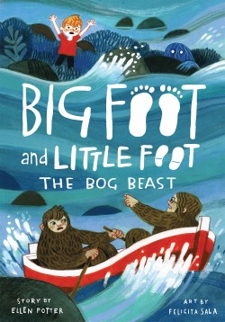 Bog Beast (Big Foot and Little Foot #4)