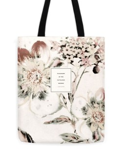 "Lord Byron ""Pathless"" Tote"