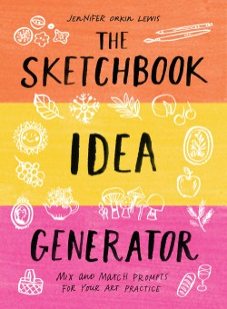 Sketchbook Idea Generator (Mix-and-Match Flip Book) Mix and Match Prompts for Your Art Practice