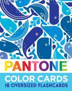 Pantone: Color Cards 18 Oversized Flash Cards
