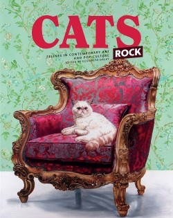 Cats Rock Felines in Contemporary Art and Pop Culture