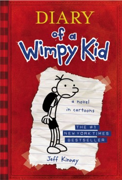 Diary of a Wimpy Kid (Diary of a Wimpy Kid #1)