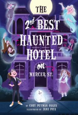 Second-Best Haunted Hotel on Mercer Street