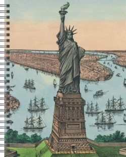 New York in Art 2021 Engagement Book