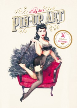 Pin-Up  30 Deluxe Post Card Set