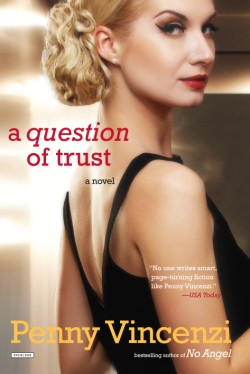 Question of Trust A Novel