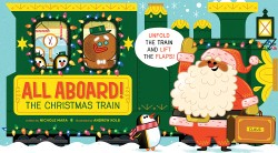All Aboard! The Christmas Train (An Abrams Extend a Book)