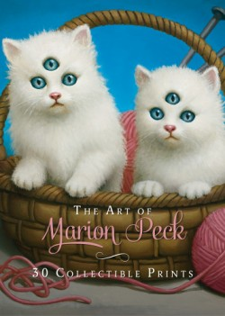 Art of Marion Peck 30 Collectible Prints: A Portfolio of 30 Deluxe Postcards