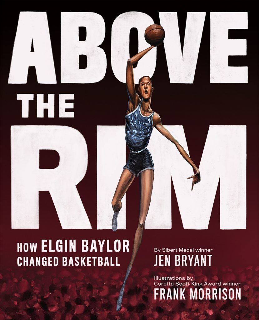 Author Jen Bryant and illustrator Frank Morrison spoke to School Library Journal about their newest work and how Elgin Baylor's story can teach the youth about social injustice.